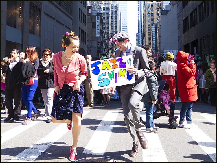 【star 8(龍的传人)拍攝】2016纽约复活节帽子游行_图1-9