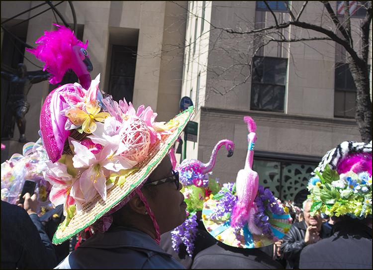 【star 8(龍的传人)拍攝】2016纽约复活节帽子游行_图1-47