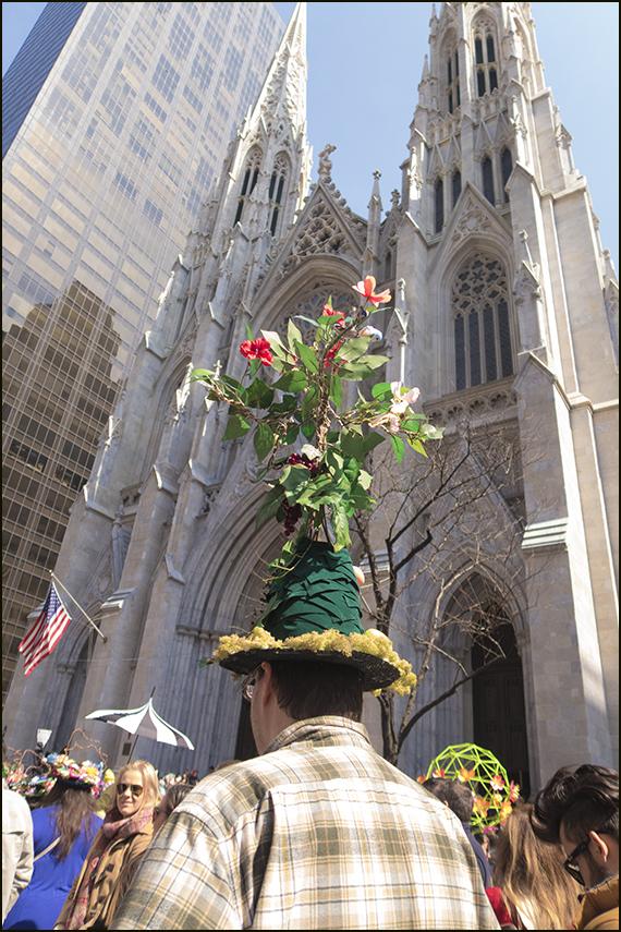 【star 8(龍的传人)拍攝】2016纽约复活节帽子游行_图1-49