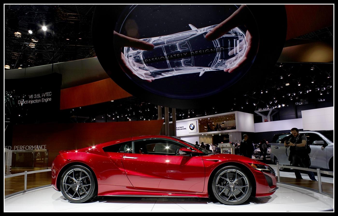 2016纽约车展_图1-14