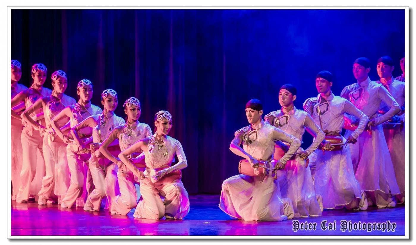 东方歌舞, 《国色》天香_图1-1