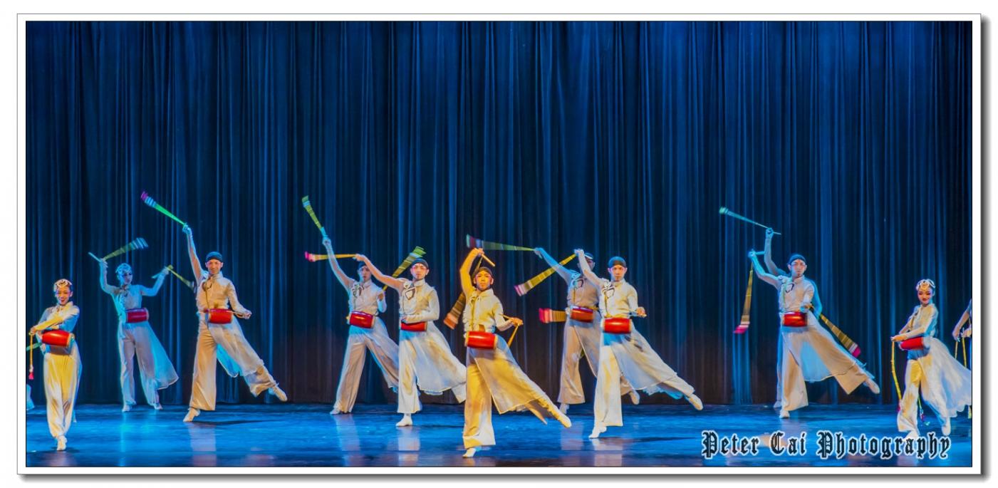 东方歌舞, 《国色》天香_图1-2