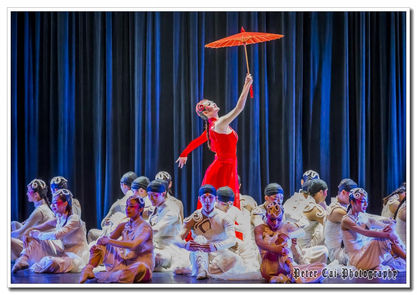 东方歌舞, 《国色》天香_图1-4