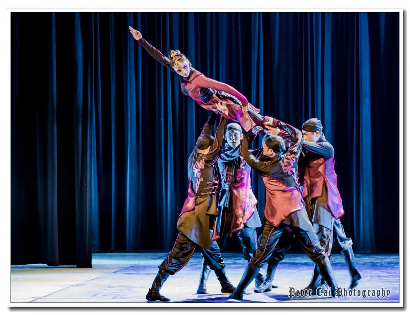 东方歌舞, 《国色》天香_图1-12