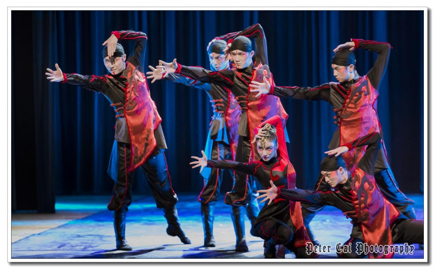 东方歌舞, 《国色》天香_图1-13