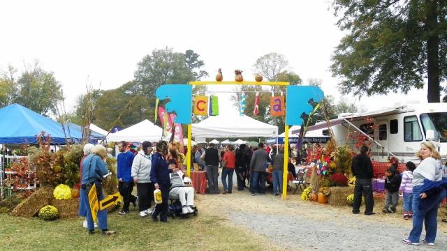 Chiaha Harvest Fair  ( Rome Georgia  )_图1-2