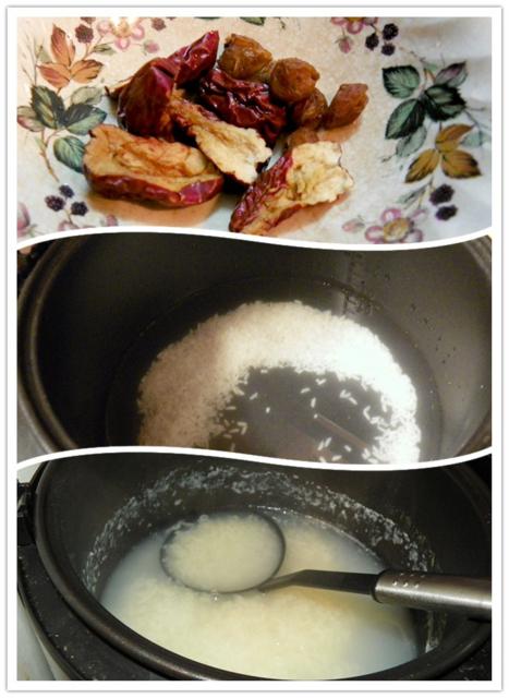 红枣桂圆糯米粥_图1-2
