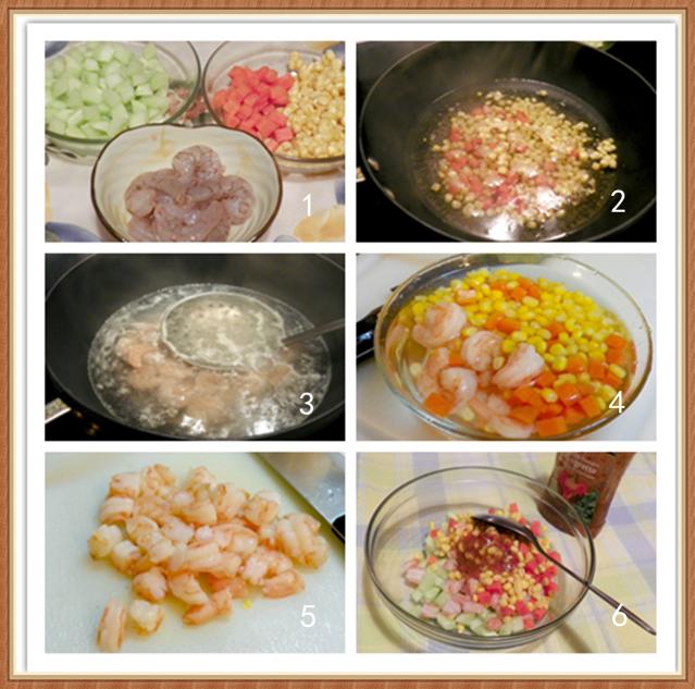 意大利式虾仁黄瓜沙拉_图1-2