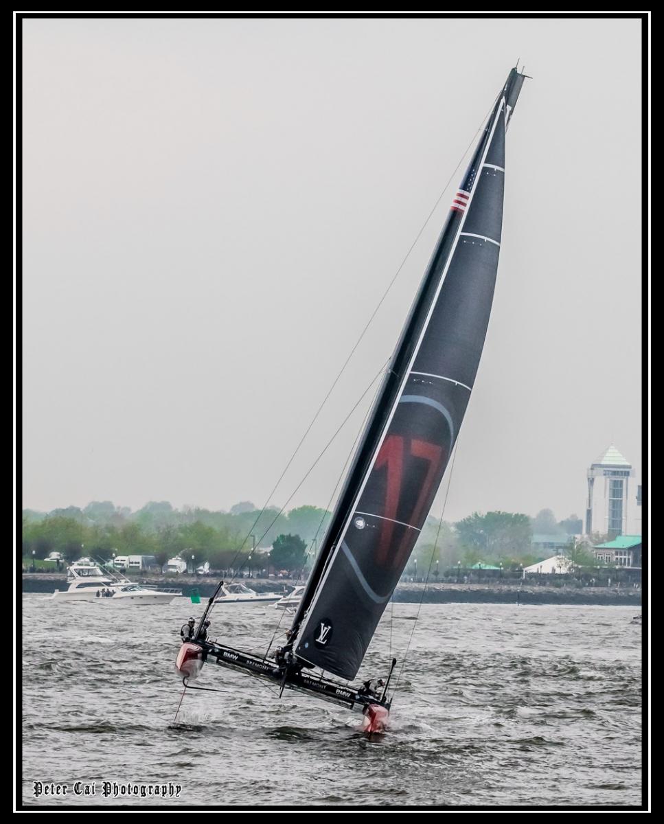 美洲杯LV之路易斯威登杯帆船赛 现场_图1-10