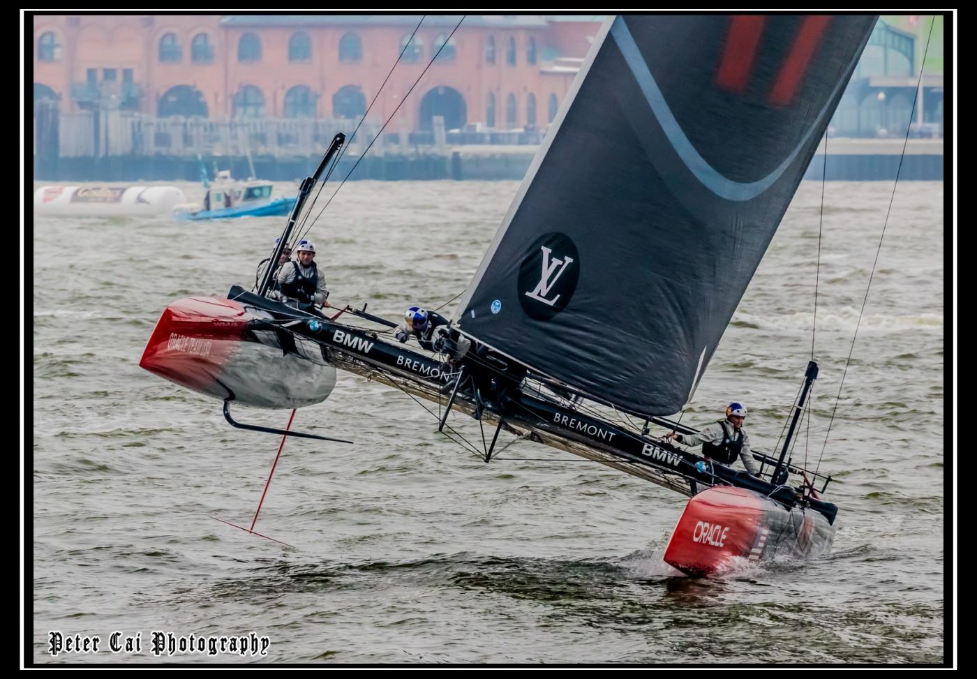 美洲杯LV之路易斯威登杯帆船赛 现场_图1-11