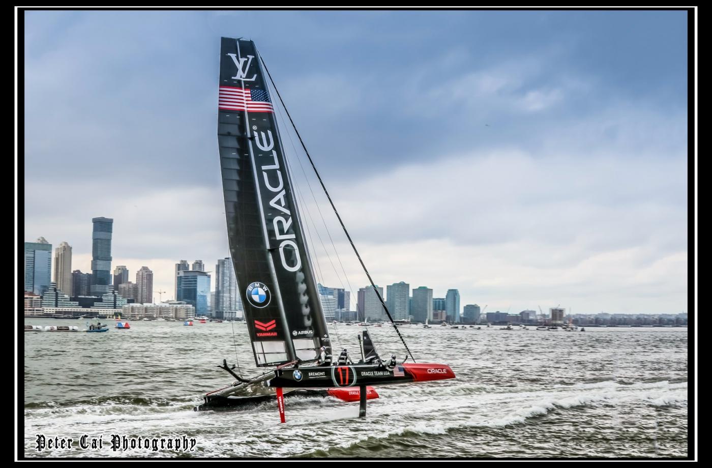 美洲杯LV之路易斯威登杯帆船赛 现场_图1-18