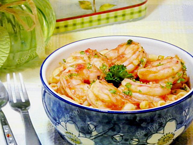 番茄酱汁虾仁_图1-1