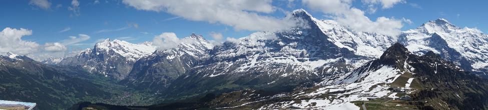 2015游记 (3) 环游瑞士 - 少女峰与上帝之眼_图1-1