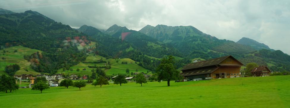 2015游记 (3) 环游瑞士 - 少女峰与上帝之眼_图1-5