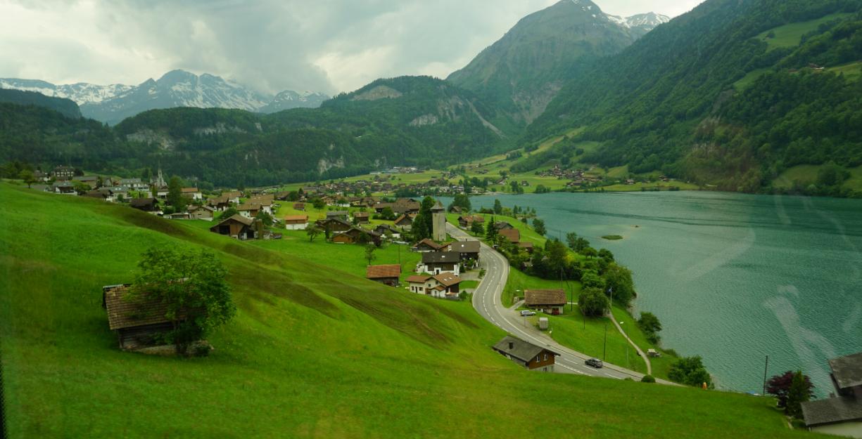 2015游记 (3) 环游瑞士 - 少女峰与上帝之眼_图1-6
