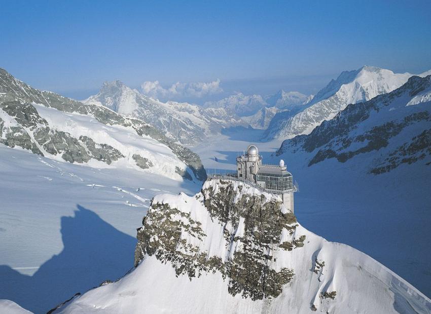 2015游记 (3) 环游瑞士 - 少女峰与上帝之眼_图1-37