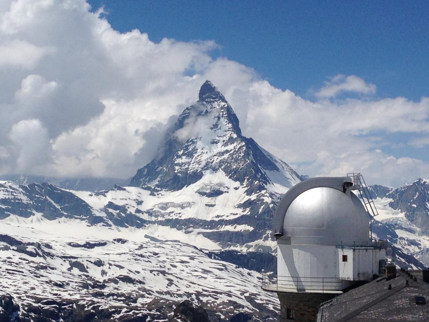 2015游记(4)环游瑞士 - 马特洪峰与冰川列车_图1-1