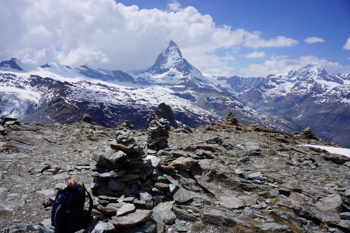 2015游记(4)环游瑞士 - 马特洪峰与冰川列车_图1-3