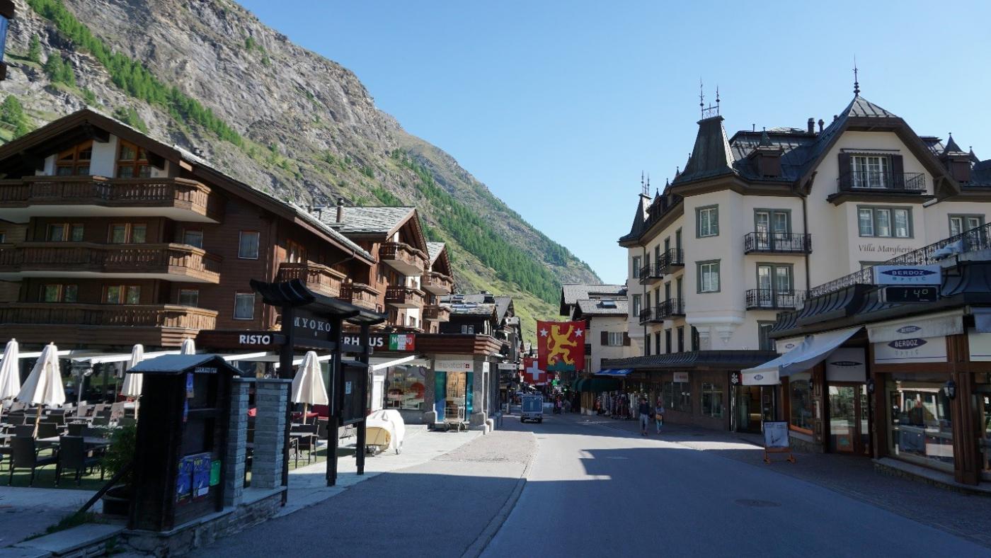 2015游记(4)环游瑞士 - 马特洪峰与冰川列车_图1-8