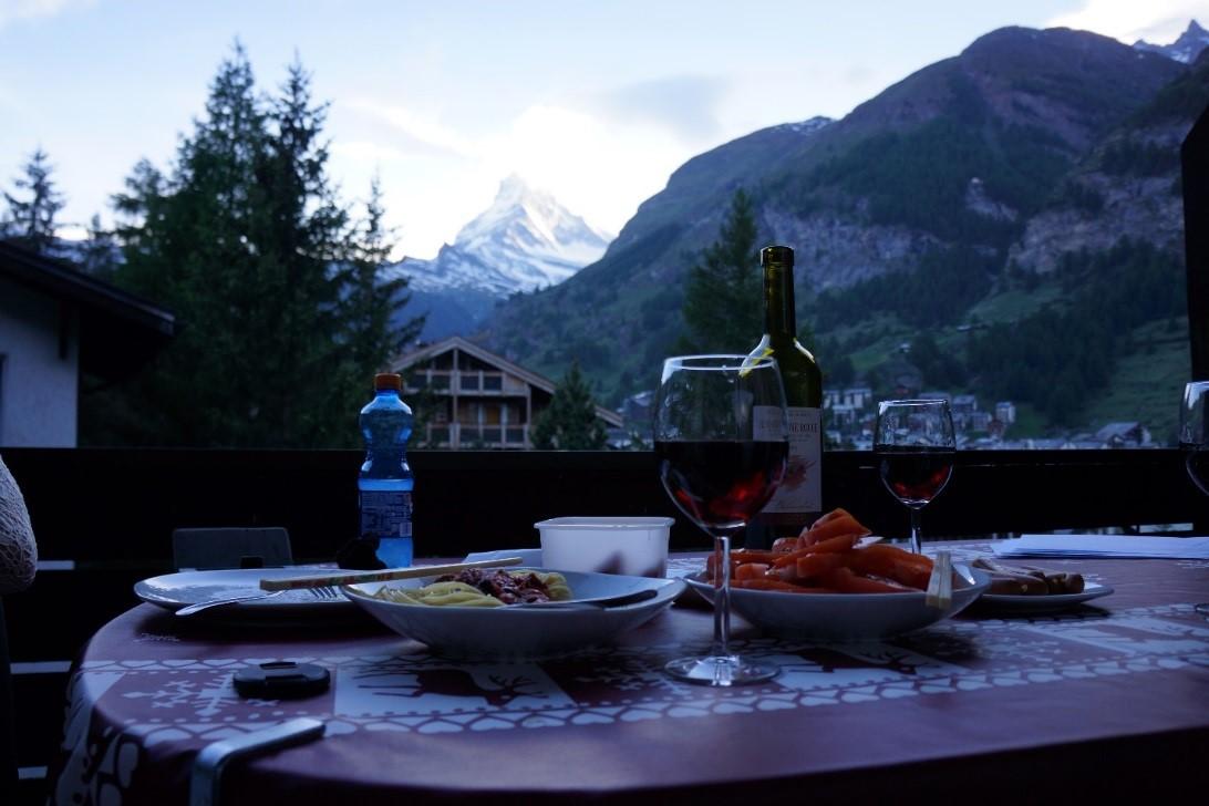 2015游记(4)环游瑞士 - 马特洪峰与冰川列车_图1-11