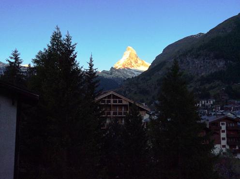 2015游记(4)环游瑞士 - 马特洪峰与冰川列车_图1-12