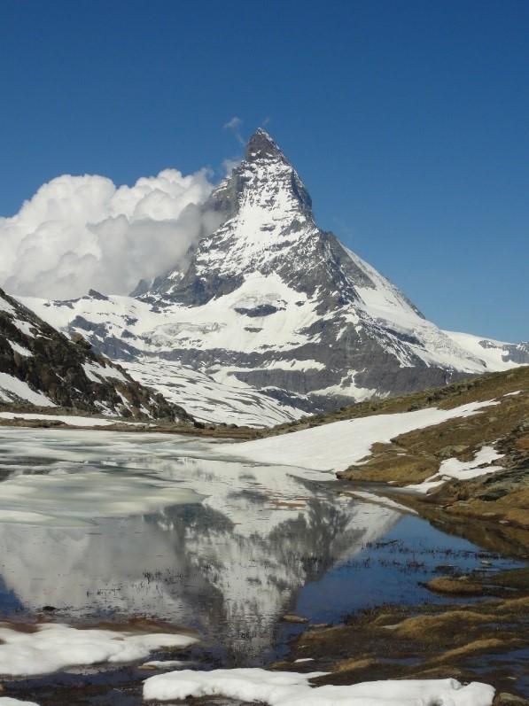 2015游记(4)环游瑞士 - 马特洪峰与冰川列车_图1-13