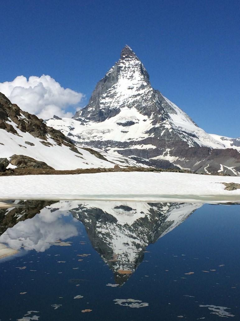 2015游记(4)环游瑞士 - 马特洪峰与冰川列车_图1-15