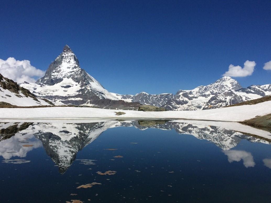 2015游记(4)环游瑞士 - 马特洪峰与冰川列车_图1-16