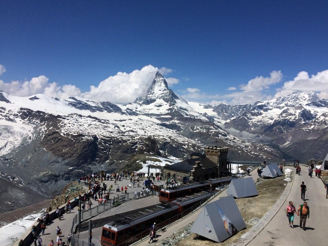 2015游记(4)环游瑞士 - 马特洪峰与冰川列车_图1-17