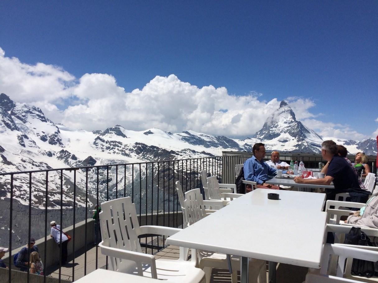 2015游记(4)环游瑞士 - 马特洪峰与冰川列车_图1-20