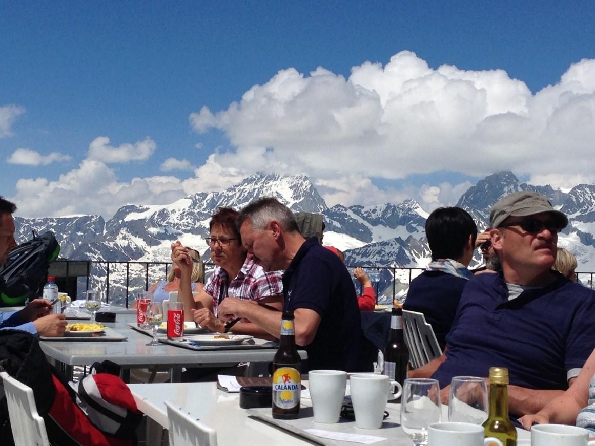 2015游记(4)环游瑞士 - 马特洪峰与冰川列车_图1-21