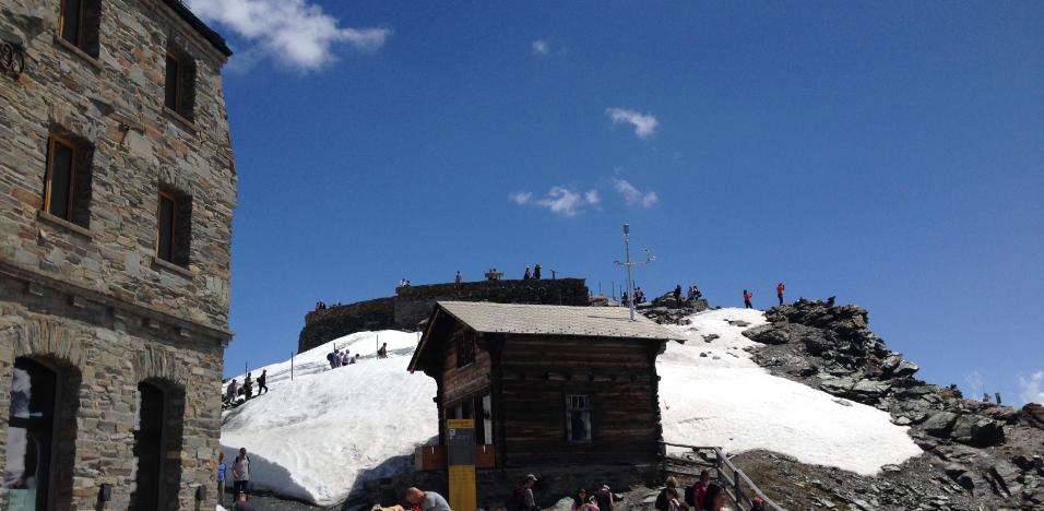 2015游记(4)环游瑞士 - 马特洪峰与冰川列车_图1-23