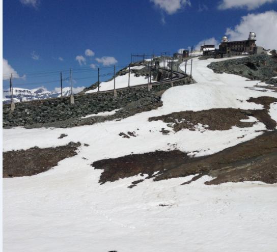 2015游记(4)环游瑞士 - 马特洪峰与冰川列车_图1-25