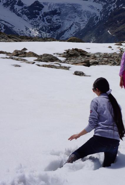 2015游记(4)环游瑞士 - 马特洪峰与冰川列车_图1-27