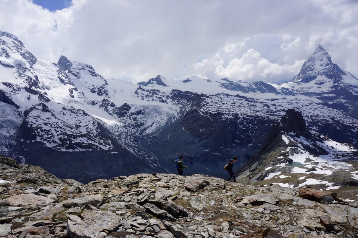 2015游记(4)环游瑞士 - 马特洪峰与冰川列车_图1-30