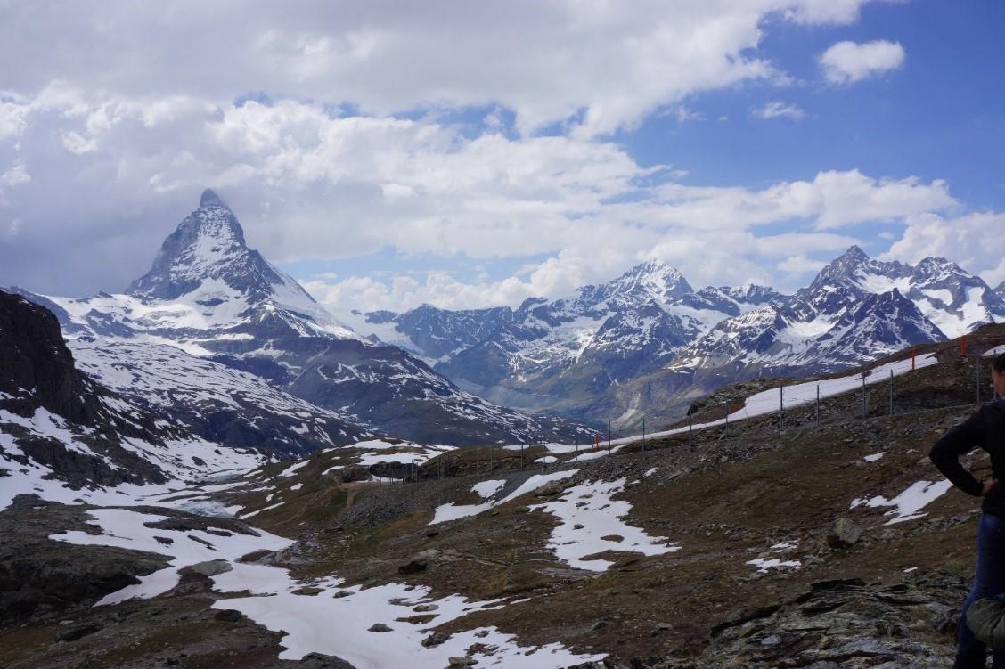 2015游记(4)环游瑞士 - 马特洪峰与冰川列车_图1-31