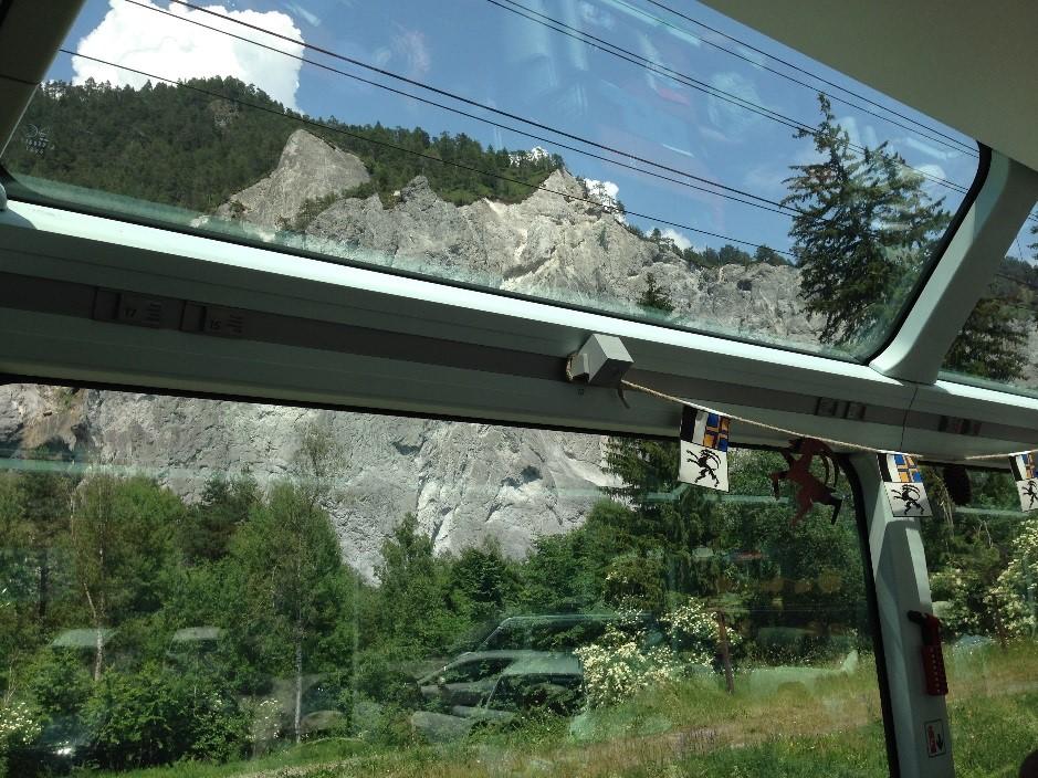 2015游记(4)环游瑞士 - 马特洪峰与冰川列车_图1-34
