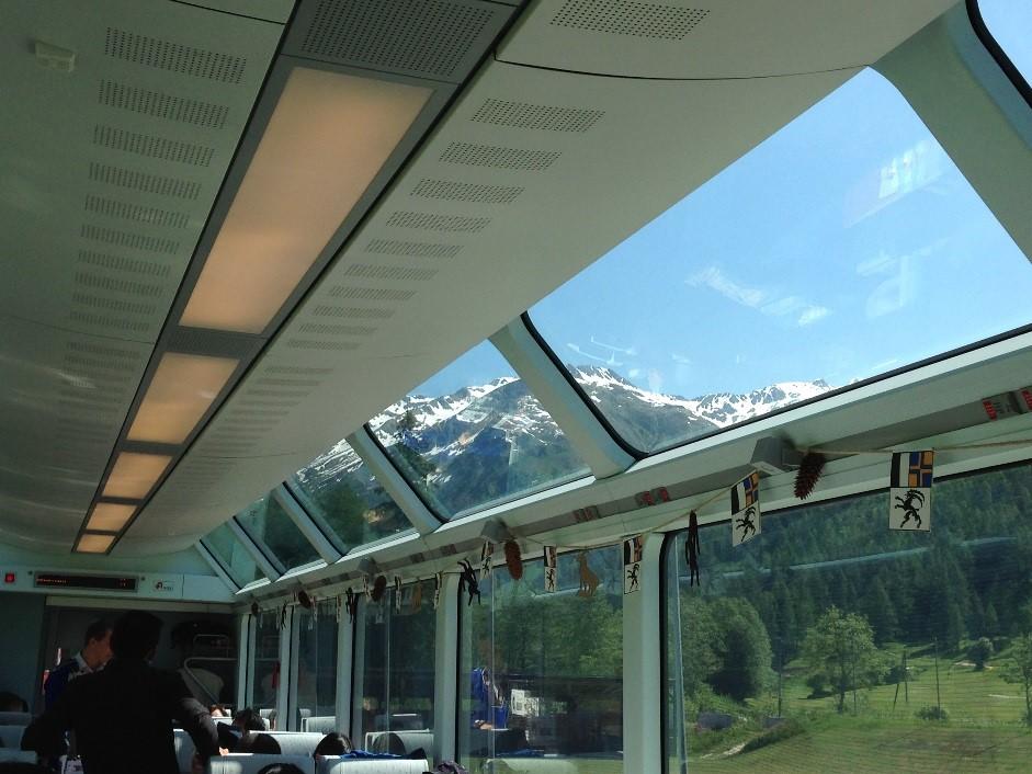2015游记(4)环游瑞士 - 马特洪峰与冰川列车_图1-35