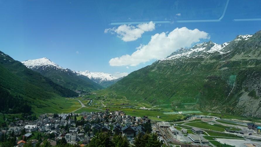 2015游记(4)环游瑞士 - 马特洪峰与冰川列车_图1-36