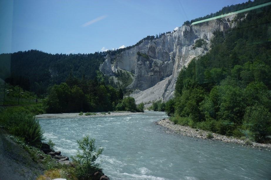 2015游记(4)环游瑞士 - 马特洪峰与冰川列车_图1-37