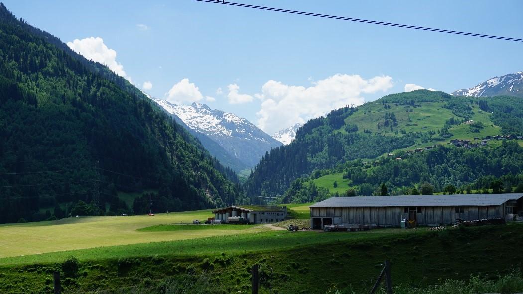 2015游记(4)环游瑞士 - 马特洪峰与冰川列车_图1-39