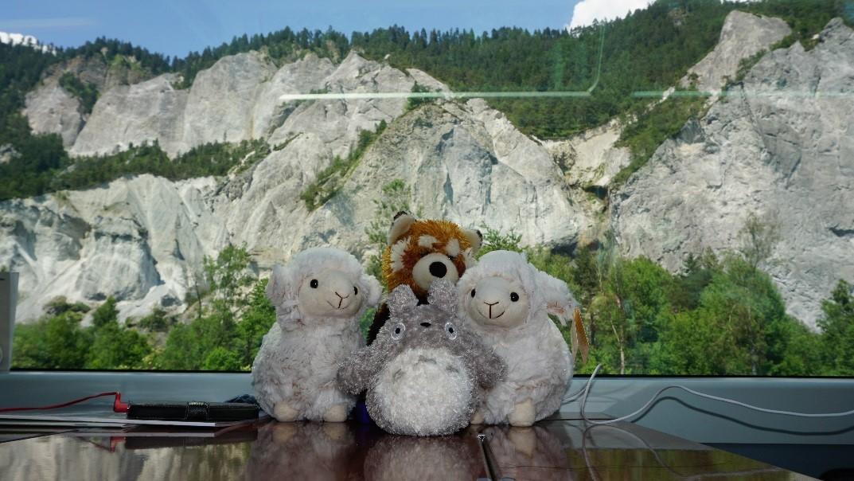 2015游记(4)环游瑞士 - 马特洪峰与冰川列车_图1-41