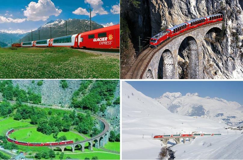 2015游记(4)环游瑞士 - 马特洪峰与冰川列车_图1-42