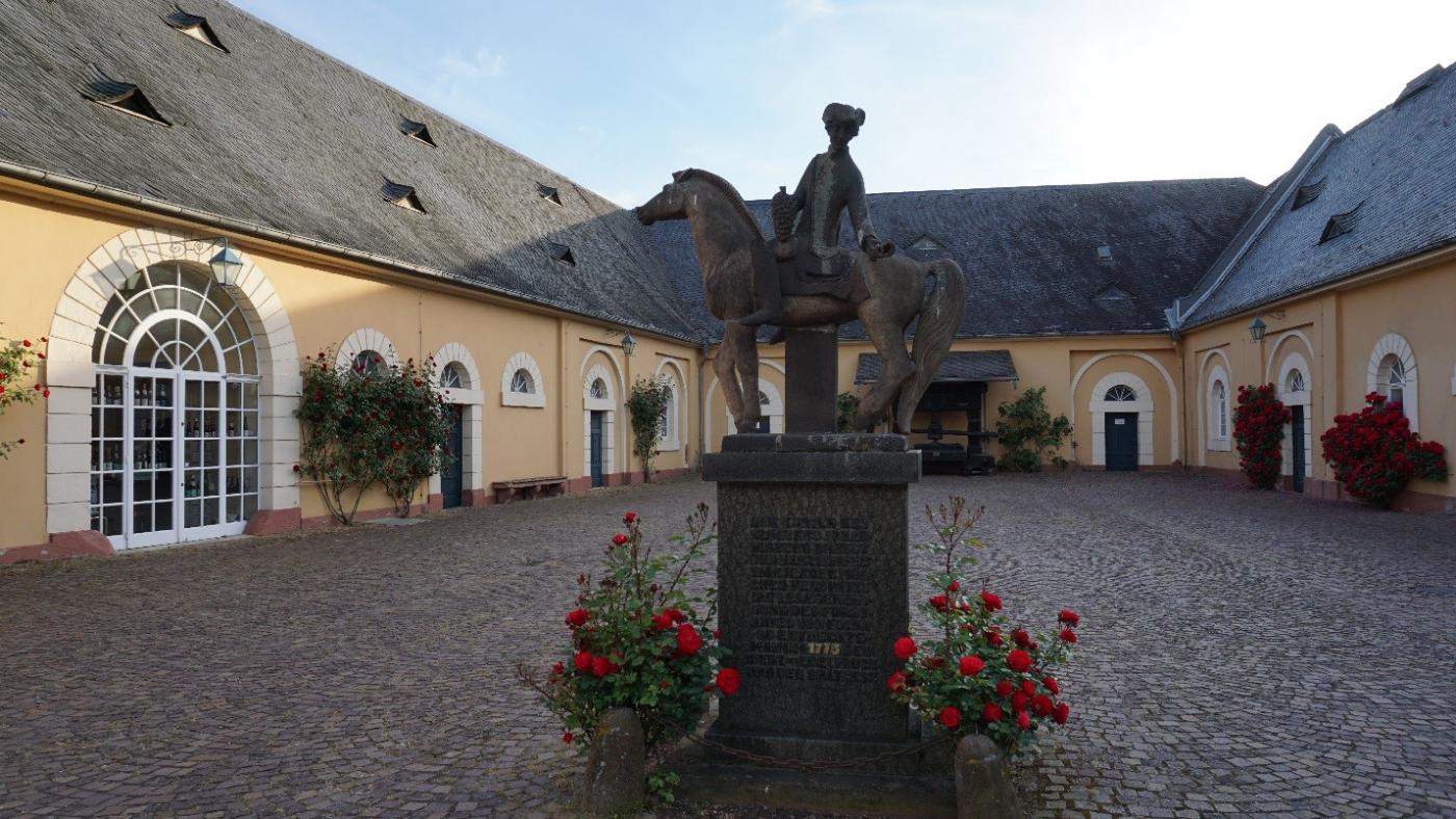 2015游记(6)莱茵河边的酒乡文化与德国国王湖_图1-13