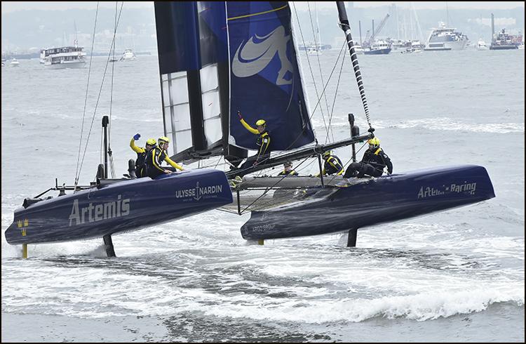 【star8拍攝】美洲杯帆船赛(America's Cup)_图1-16