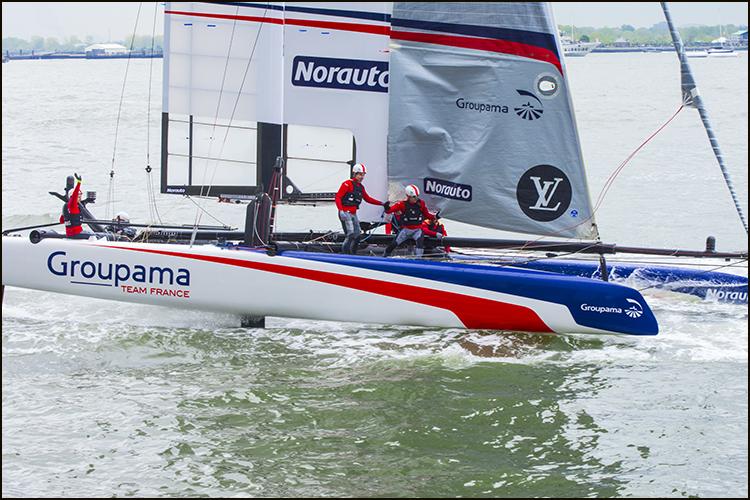 【star8拍攝】美洲杯帆船赛(America's Cup)_图1-15