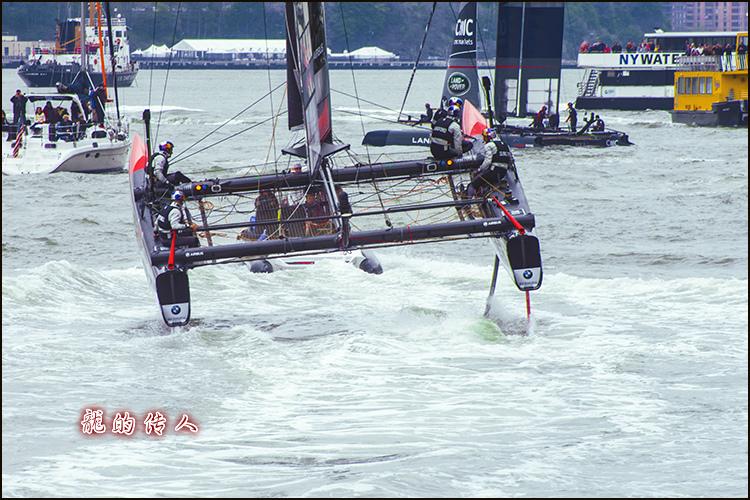 【star8拍攝】美洲杯帆船赛(America's Cup)_图1-12