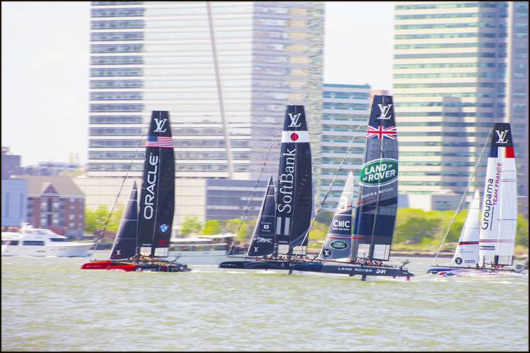 【star8拍攝】美洲杯帆船赛(America's Cup)_图1-19