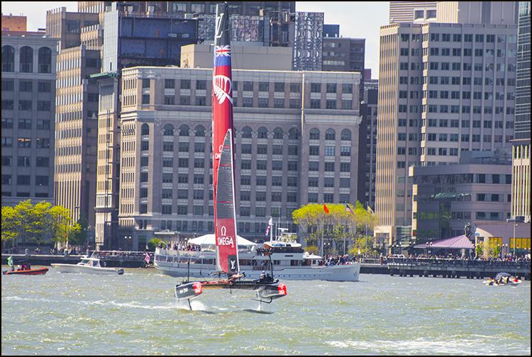 【star8拍攝】美洲杯帆船赛(America's Cup)_图1-14