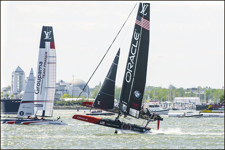 【star8拍攝】美洲杯帆船赛(America's Cup)_图1-10